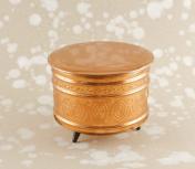 Vintage Dose Kupfer