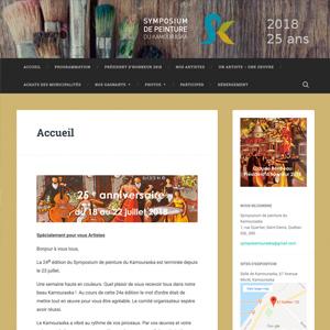 Symposium de peinture du Kamouraska