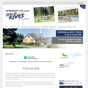 Arts & Rives de Lac-Etchemin