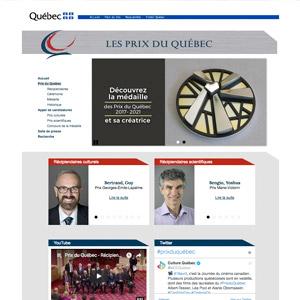 Les Prix du Quebec