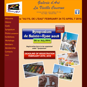 Symposium de Sainte-Rose Laval