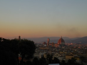 View of Florenze from Piazzale Michelangelo
