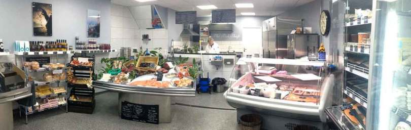 The Fish Shop Camberley