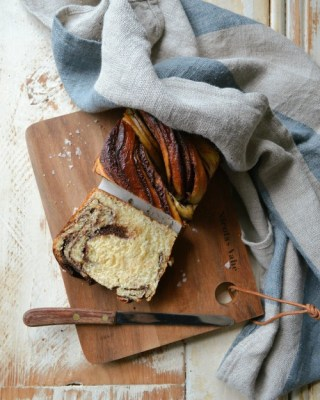 The Dough Diaries: Chocolate Babka