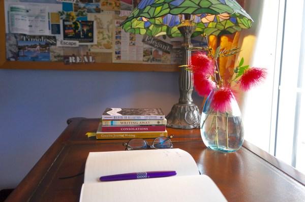 To taste life twice – a journal writer's reward