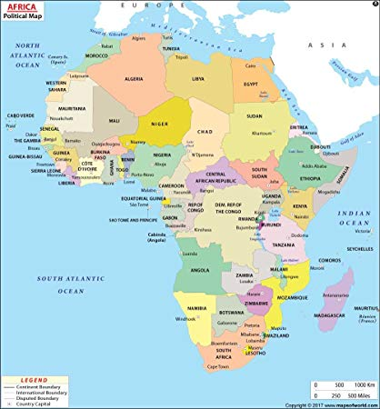 Africa is Passionate About the Word of God