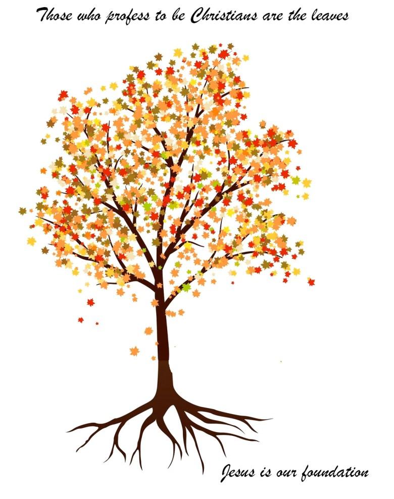 Isaiah 6 Tree