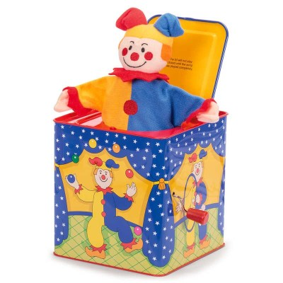The Jester Jack in the Box, a Schylling Original, from Schylling Toys