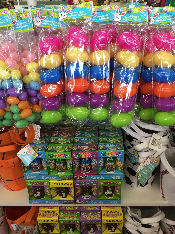 Dollar Tree Easter Finds Easter Baskets Amp Lots Of Easter