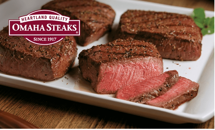 Groupon Omaha Steaks Easter Packages Starting At 4999