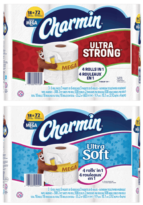 Stock Up Price On Charmin Passionate Penny Pincher