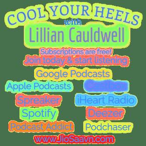 Cool Your Heals - Lillian Cauldwell
