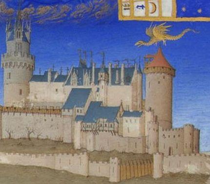 Château de Lusignan