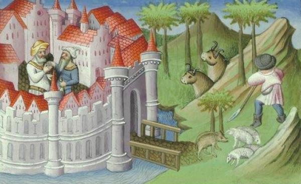 PassionChateau Marco Polo, le livre des Merveilles