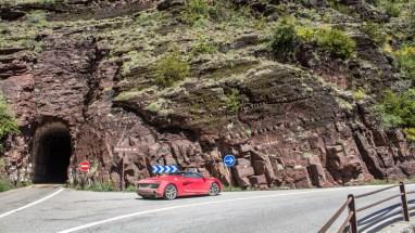 #thepluses2 - Tag 4, Route des Grandes Alpes - Gorges du Daluis