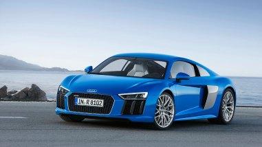 Neuer 2015 Audi R8 V10 plus