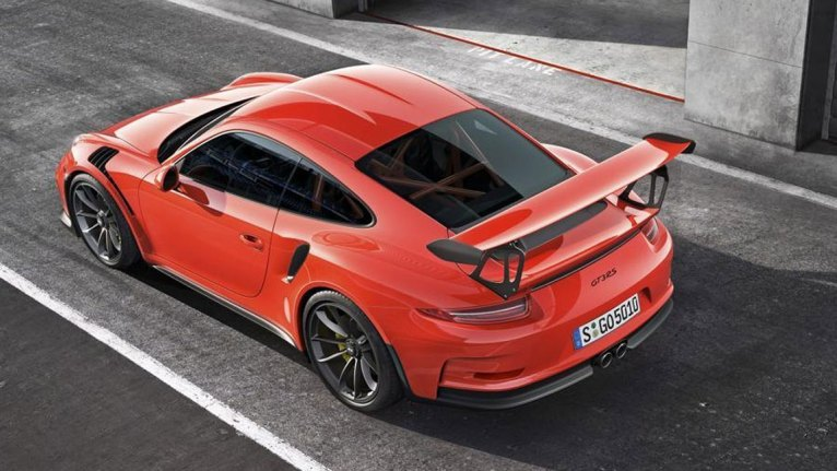 2015 Porsche 911 GT3 RS 991