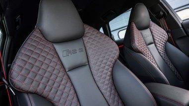 Audi RS 3 Sportback / Schalensitze