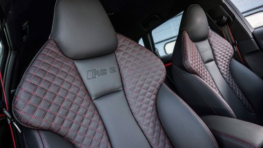 Audi RS 3 Sportback / Schalensitze