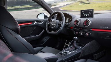 Audi RS 3 Sportback / Innenraum