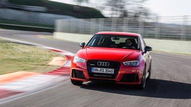 Audi RS 3 Sportback / Rennstrecke Vallelunga