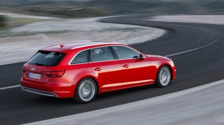 Neuer 2016 Audi A4 B9 Avant S-Line