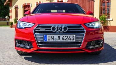 Audi A4 B9 3.0 TDI quattro