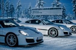 Porsche Driving Experience Levi, Finnland - Porsche 911 Turbo / Turbo S