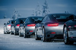 "Porsche Driving Experience ""Ice Force"" in Levi, Finnland - Porsche 911 Carrera 4S 991.2"