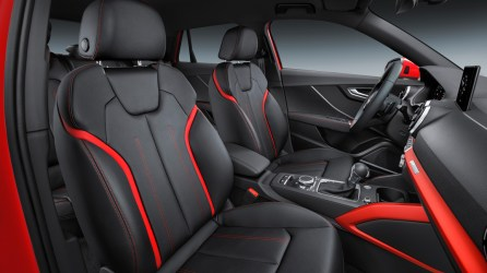 Neuer Audi Q2 Innenraum