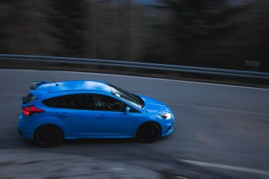 Ford Focus RS Mk3 - Nitrous Blue (Marcel Langer Photography)
