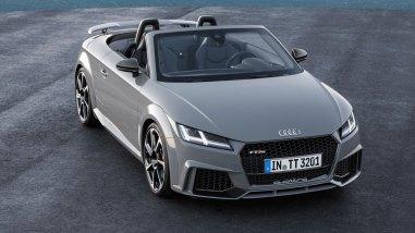 Audi TT RS Roadster - Nardo Grau