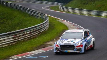 Hyundai i30 N Performance Prototyp - 24h Rennen Nürburgring