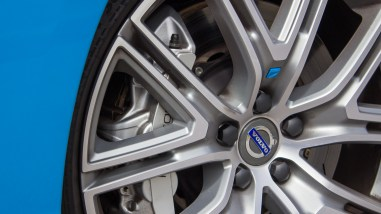 Volvo V60 Polestar MY2017 Rebel Blue