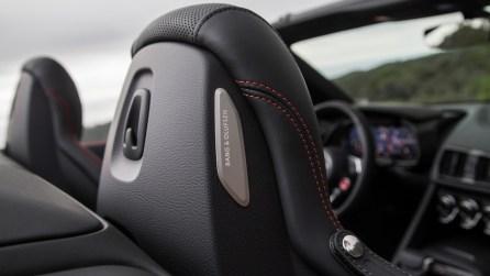 Audi R8 V10 Spyder Bang & Olufsen