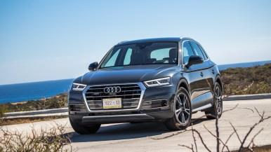 2017 Audi Q5 (FY) 2.0 TFSI quattro ultra