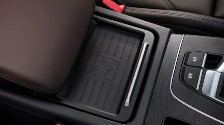 Audi Q5 FY 2.0 TFSI Innenraum