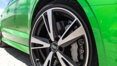 Audi RS 3 Limousine 2017 8V in Vipergrün