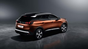 Peugeot 3008 - Car of the Year 2017 - COTY