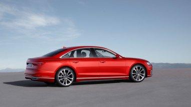 Neuer Audi A8 - Weltpremiere