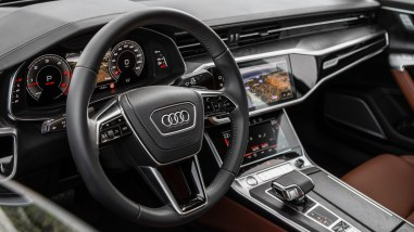 Cockpit Audi A6 (C8) 45 TDI quattro ultra