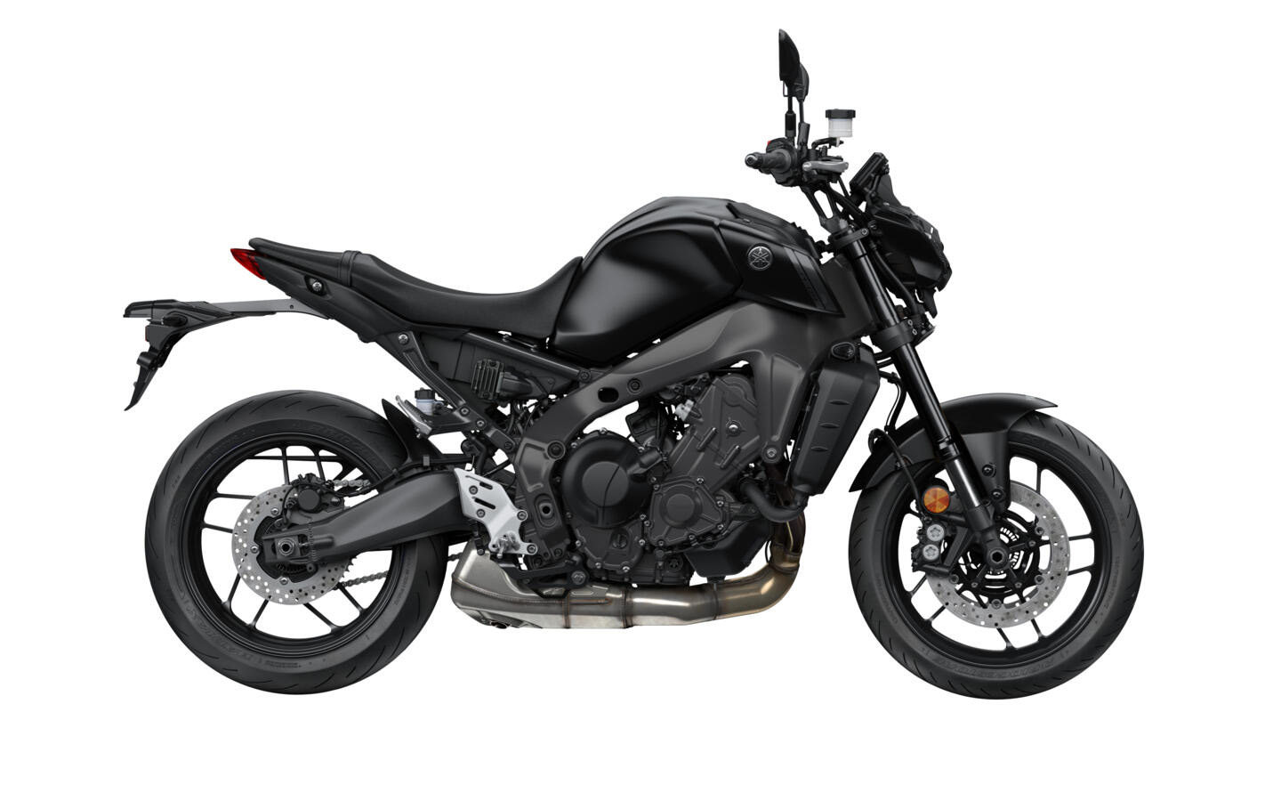 Yamaha MT-09 2021 in Tech Black