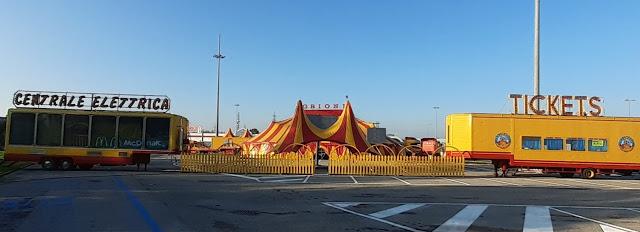 Circo Grioni, un'ora di circo online
