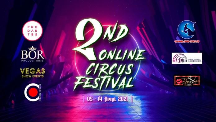2° online circus festival