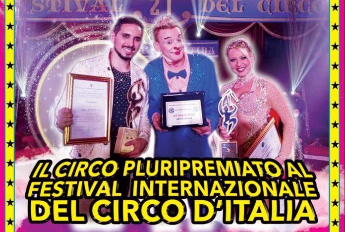Circo Sandra Orfei arriva a Terrasini