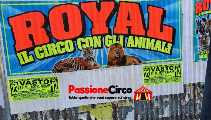 Circo Royal a Vasto