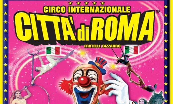 Il Circo Città di Roma torna a Saronno