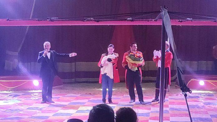 Circo M.Orfei, il piccolo Eros torna a casa….la roulotte