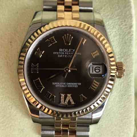 Rolex boys-Datejust 31mm Ref 178271