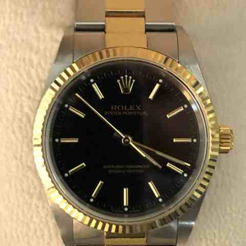 Rolex Oyster Perpetual ref 14233M